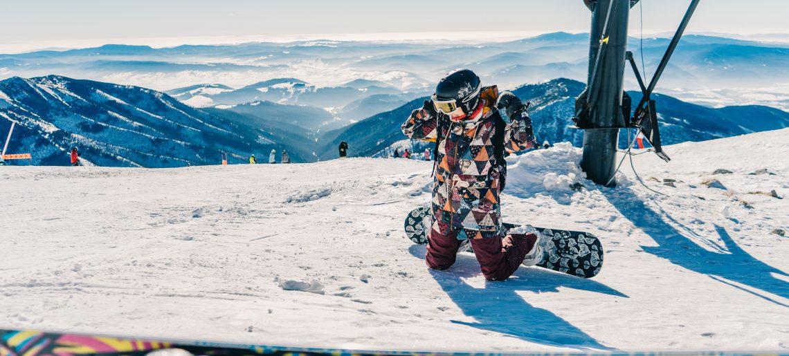 Nauka jazdy na nartach – gdzie się wybrać?