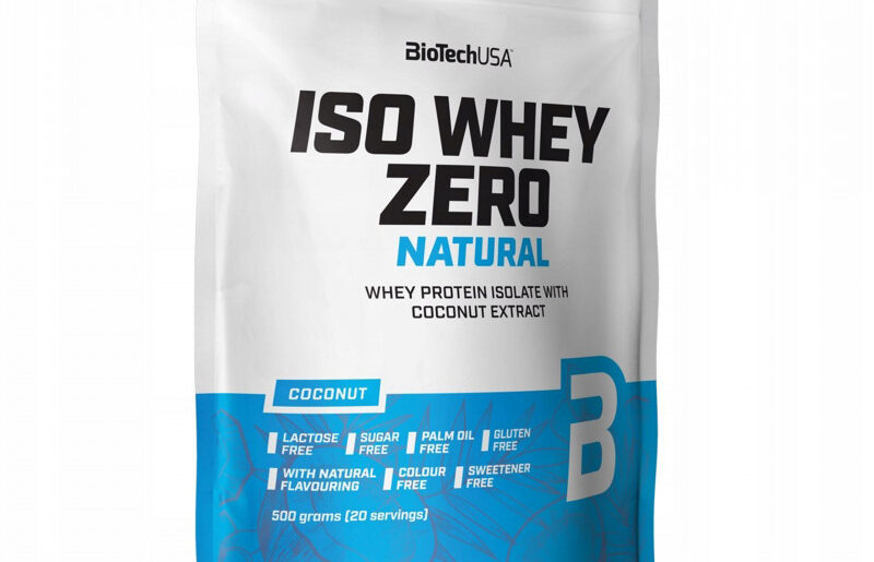 Iso Whey Zero firmy BioTech USA